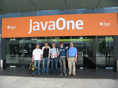 JavaOne Entrance