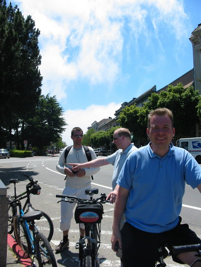 San Francisco - Bikeride